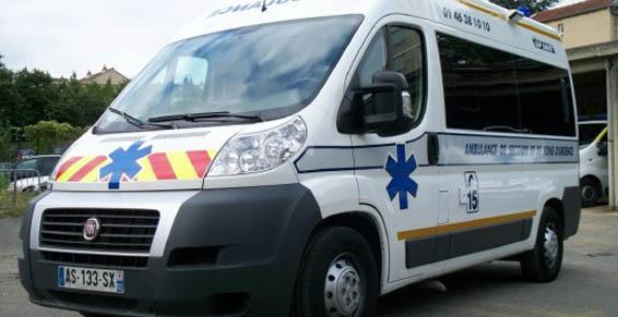 Ambulance normalisée